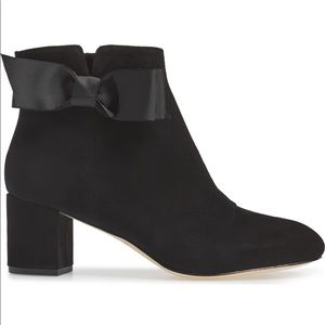 EUC Kate Spade Langley Bow Booties
